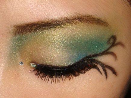 lime  teal and viridian eyesViridian Green Eyes
