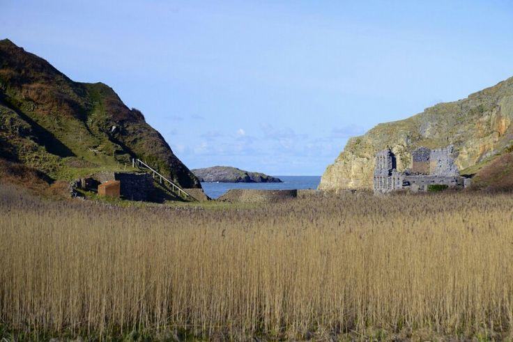 North coast Anglesey