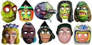 Haloween masks!