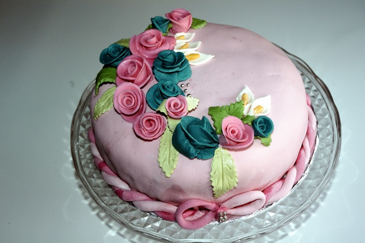 Birthday Cake Pictures Pinterest : Birthday Cake Cake Design Pinterest