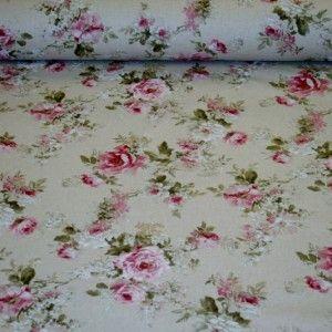 http://www.radicifabbrica.it/prodotto/tessuto-per-tovaglie-dis-fiorato/ Tessuto tovagliato color écru con stampa raffigurante dei fiori sulle tonalità del rosa.  Il tessuto è alto cm 280, composizione:80% cotone, 20 % poliestere.  ideale per realizzare tovaglie, copritutto, cuscini, grembiuli…  lavabile in lavatrice a 30°  il prezzo di Euro 15.00 si riferisce al metro lineare.