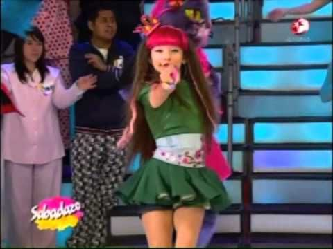 Fantabulosa SOY FANTABULOSA al lado de Omar Chaparro y Laura Gii en el programa más divertido de la TV Mexicana SABADAZO . Aquí esta la hermosa muñeca de tra...