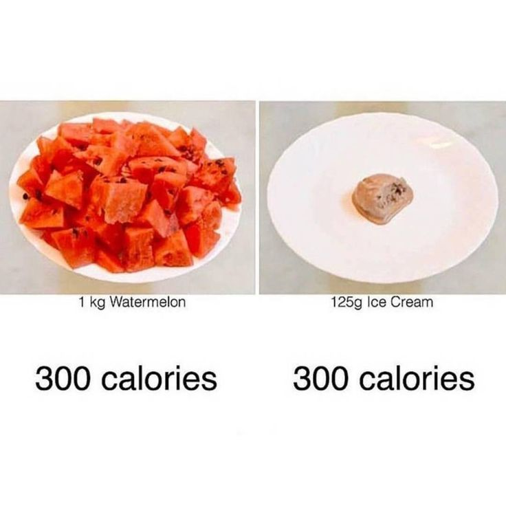 "12.9 m Gostos, 366 Comentários - Calorie Comparisons (@calories) no Instagram: ""What will you pick 🍉 or 🍦? ⠀ Follow us (@CaloriesTutorial) for the best daily Health and Calorie…"""