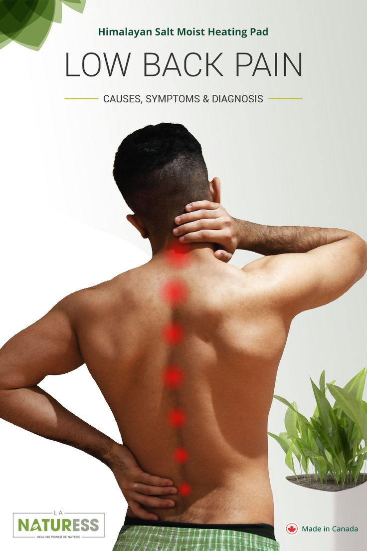 Low Back Pain: Causes, Symptoms and Diagnosis Himalayan Salt Heating Pad- Reduce Lower Back Pain, muscle spasms, inflammation, muscle strain and sprain, and etc. There are many causes of back pain including #Obesity, stress, poor postures, poor sleeping position, #osteoarthritis, a broken vertebra, smoking, #pregnancy weight gain, poor physical, and infections or tumor that may contribute to low back pain. #LaNaturess #himalayansalt #heatingpad #painrelief #backpain