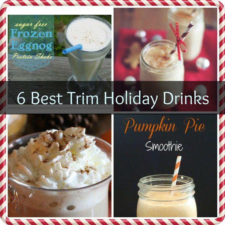 Trim Healthy Mama Holiday Drinks, sugar free, Christmas, New Years, #weightloss