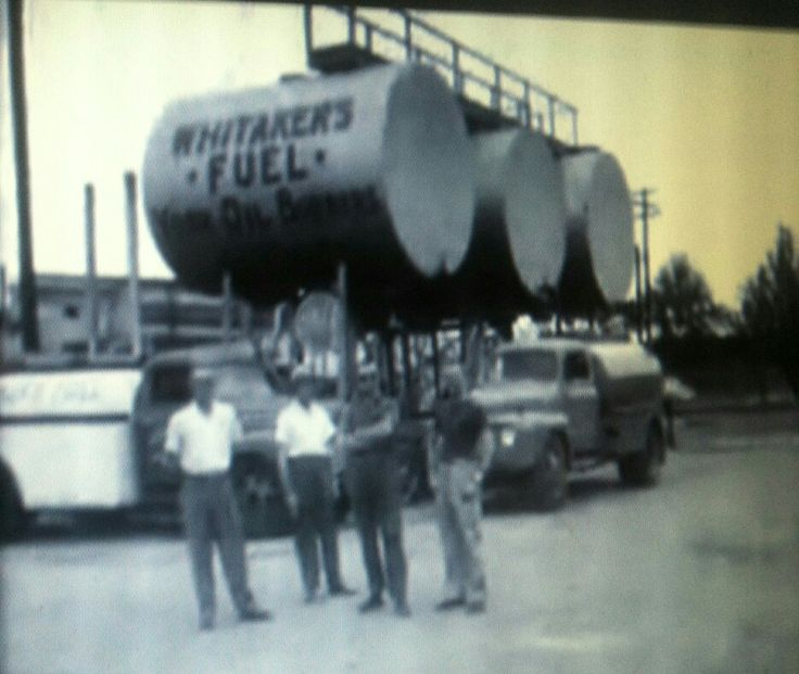 Family owned Fuel company Whitaker's