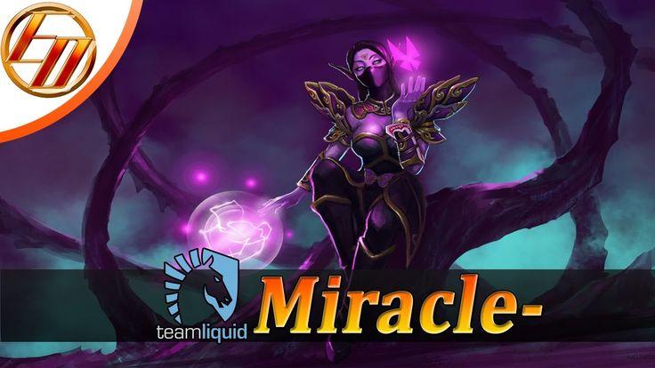 Miracle  Templar Assassin  Dota 2 Pro Gameplay | Miracle TA