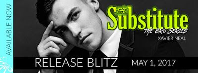 RELEASE BLITZ - THE SUBSTITUTE by XAVIER NEAL   PURCHASE TODAY  FREE on KINDLE UNLIMITED  Amazon US:http://amzn.to/2pVDTw0 Amazon UK:http://ift.tt/2pipxbA Amazon AU:http://ift.tt/2qklBWr Amazon CA:http://ift.tt/2pijHHb  BLURB  Nate  Being a substitute teacher is good for me.It's sensible.Logical.Abandoning my plans for a career in the film industry and a life full of fun albeit slightly reckless actions was the responsible thing to do.That's who I am now.That's who I've become.Mr. Boring…