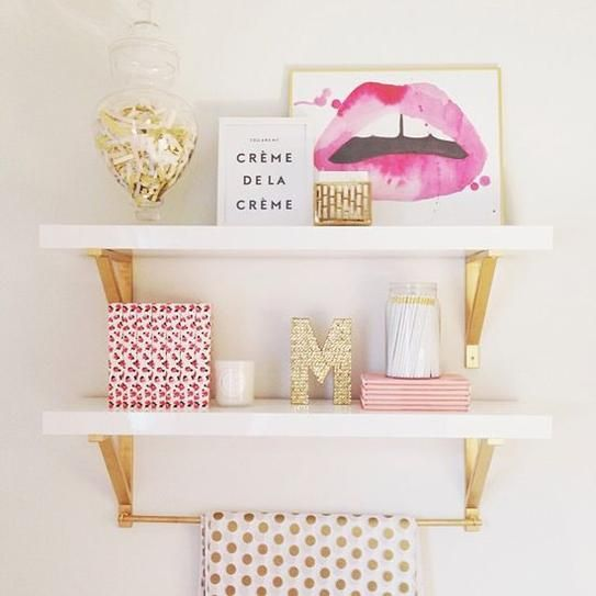#taylorsroom 30 Ways to Make Every Room in Your House Prettier | StyleCaster