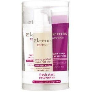 Elemis FreshSkin Discovery Kit - Ihonhoitosetti - http://meikkimaailma.com/kauppa/tuote/elemis-freshskin-discovery-kit-ihonhoitosetti