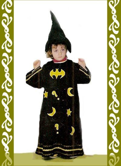 kostým kouzelník, půjčovna Ladana