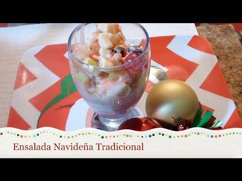 Ensalada Navideña Tradicional