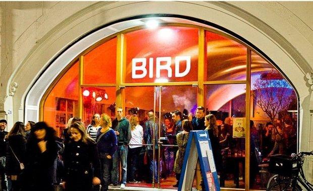 BIRD - Rotterdam  http://www.bird-rotterdam.nl/