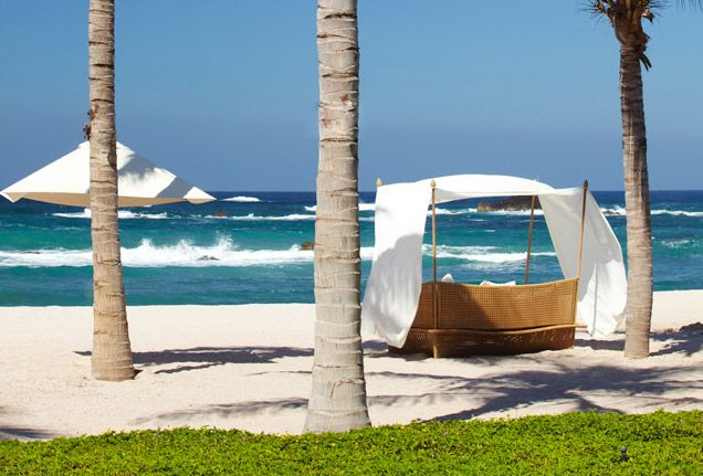 Known for its temperate climate, Punta Mita stays warm and dry for most of the year.