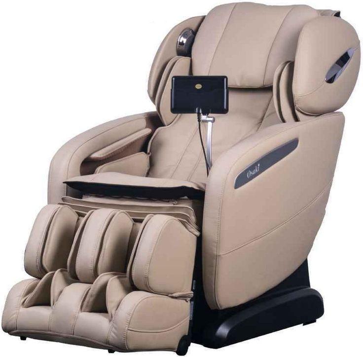 Osaki Maxim Electric Massage Chair Recliner with Heat Swedish Shiatsu Beige New  sc 1 st  Pinterest & 27 best Massage Chairs images on Pinterest | Massage chair Zero ... islam-shia.org