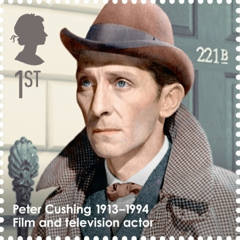 Peter Cushing  Screen legend, and just a guy who seems like he would like a chat over a cup of tea.