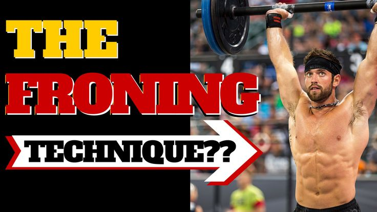 "Rich Froning's Workout Performance ""Secret""! This is absolutely one of his best techniques for crushing his competition and a big reason why he is the best C..."