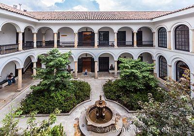 Casa de la Moneda, Bogota, Colombia