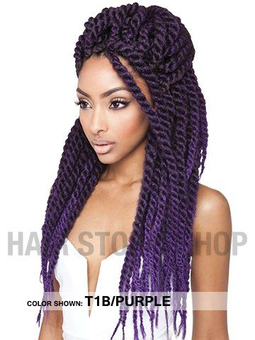 Crochet Braids Hair Care : braids cuban twist crochet braid braid styles natural hair styles hair ...