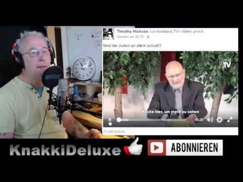 Horst Mahler vor seinem neuen Haftantritt 19.04.2017 - bilde Dir Deine Meinung - YouTube