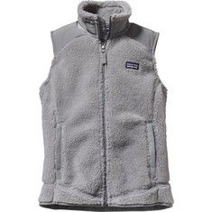 Patagonia Retro-X Vest - Natural with FREE Shipping & Exchanges. A femininely contoured vest made of Retro-X windproof polyester fleece; now