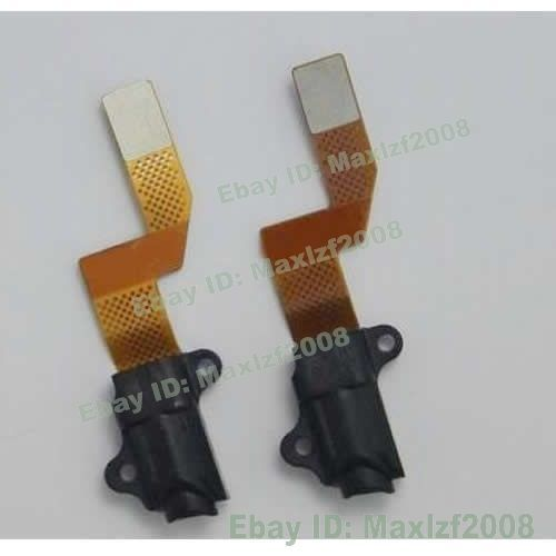 Headphone Audio Jack Flex Cable for BlackBerry Q10 Repair Part Center