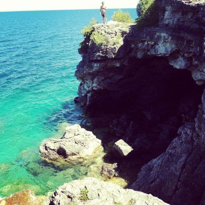 Grotto Tobermory