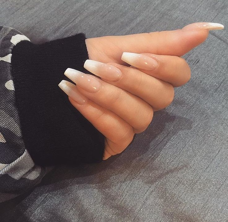 best 25 long french nails ideas on pinterest long nail