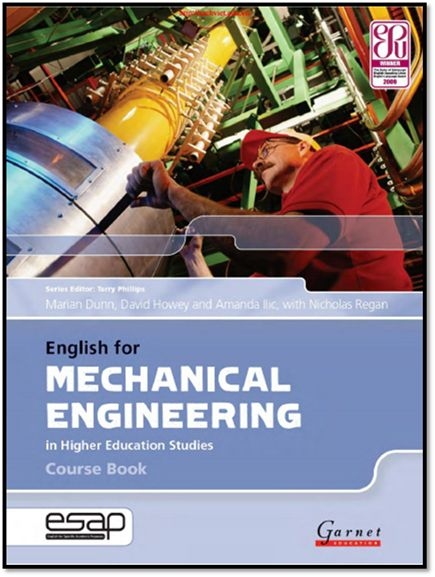 English for Mechanical Engineering in Higher Education Studies Course Book + Teacher Book | Sách Việt Nam
