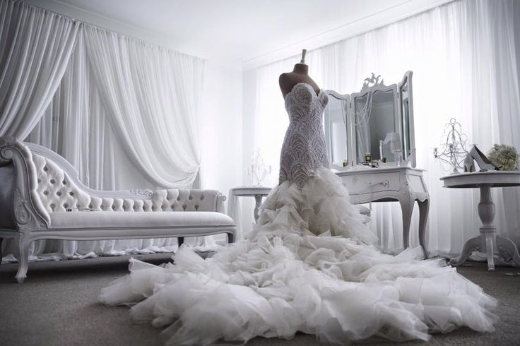 Bridal Bedroom Styling, furniture and curtains  info@elanakweddings.com.au