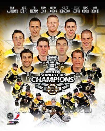 Boston Bruins - 2011 NHL Stanley Cup Champions - 8x10 Photo by NHL. $1.99. Unsigned photo is perfect for framing or obtaining your own signature