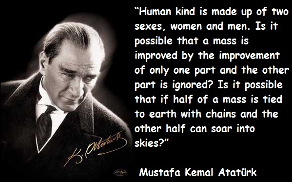 Ataturk - Such a smart man