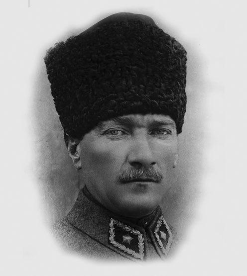 Başkumandan Gazi Paşa (1922)