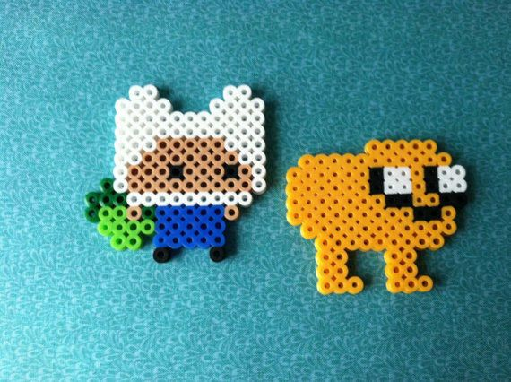 9 best nabbi images on Pinterest Hama beads, Pearler bead - rollo für küche