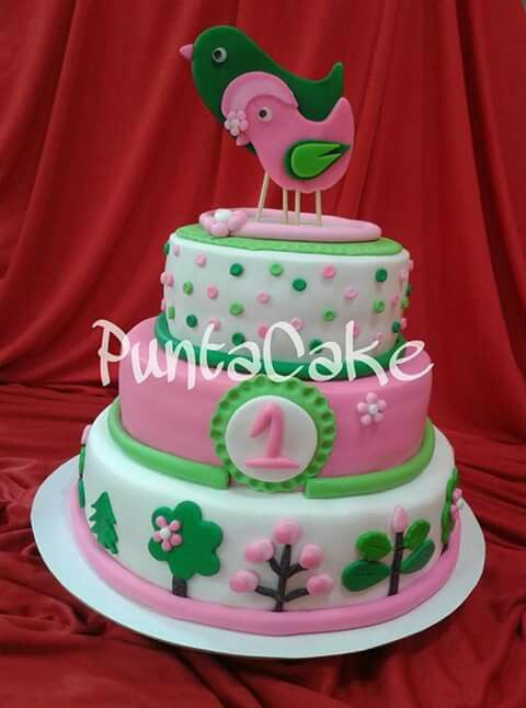 Cake 1 año