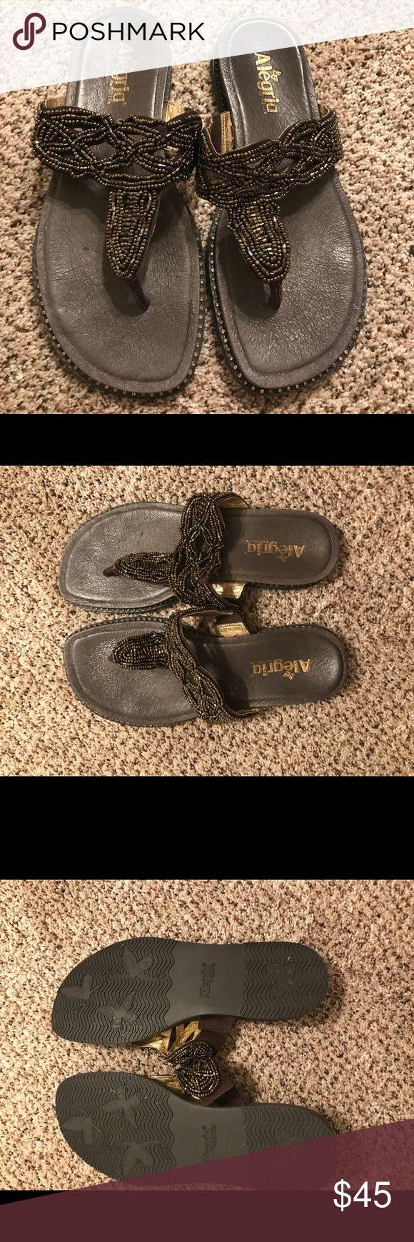 Alegria Sandal Size 40 Alegria Sandal Size 40 in great condition. Alegria Shoes Sandals