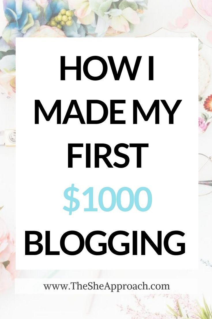 Is making money blogging a dream of yours? Learn how I made my first $1000 blogging, affiliate marketing tips, blog traffic and income report and more advice for new bloggers. Affiliate tips for bloggers, blog monetization strategies, new bloggers help an