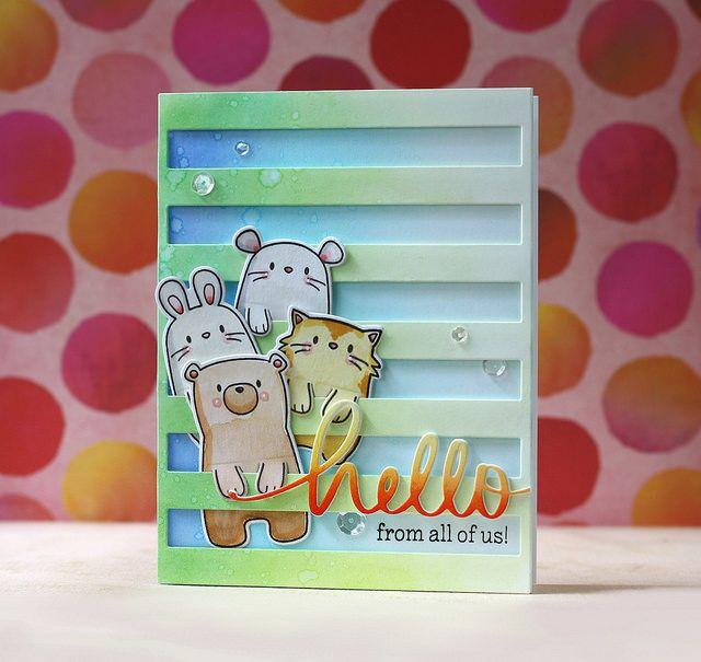 Mama Elephant-Page Huggers | hello | Laura Bassen