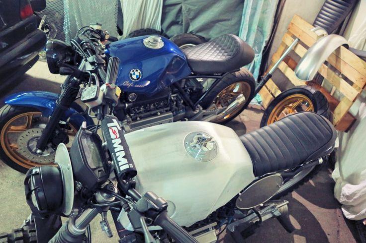 #BMW K75  / #BMW  #K100