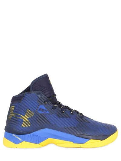 UNDER ARMOUR STEPH CURRY HIGH TOP BASKETBALL SNEAKERS. #underarmour #shoes #