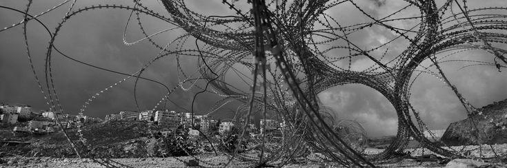 Israel-Palestine (Al 'Eizariya [Bethany]). From the series Wall, 2010; photo by Josef Koudelka