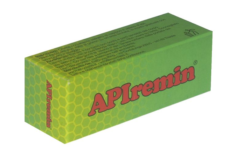 APIREMIN ® BEE VENOM CREAM for the relief of rheumatic , arthritic and chronic pain conditions