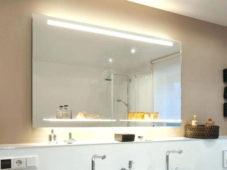 Spiegel Badezimmer Badezimmerspiegel Beleuchtet