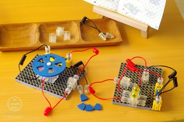 10 Awesome Electronics Kits for Kids: Get your child started exploring and learning about electronics with these electronics kits for beginners to advanced.