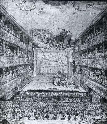Hotel De Bourgogne 1640