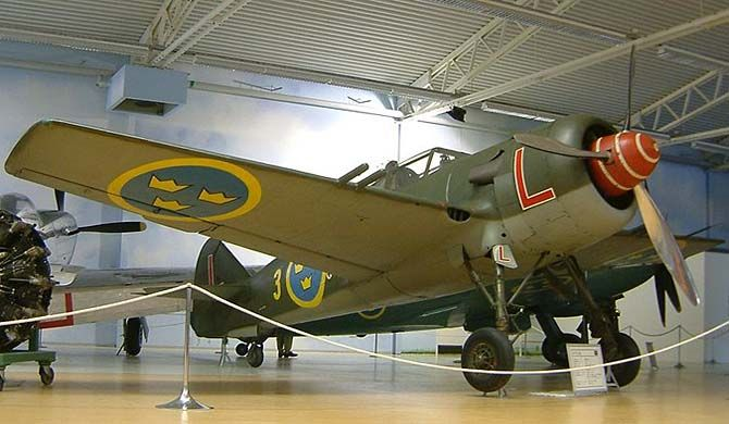 The Swedish Air Force Museum (in Swedish, Flygvapenmuseum) is located at Malmen Airbase in Malmslätt, just outside Linköping, Sweden. Malmen is where Baron Ca... Get more information about the Swedish Air Force Museum on Hostelman.com #attraction #Sweden #museum #travel #destinations #tips #packing #ideas #budget #trips