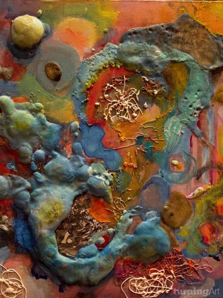 Stephanie Barker - Blue Lagoon