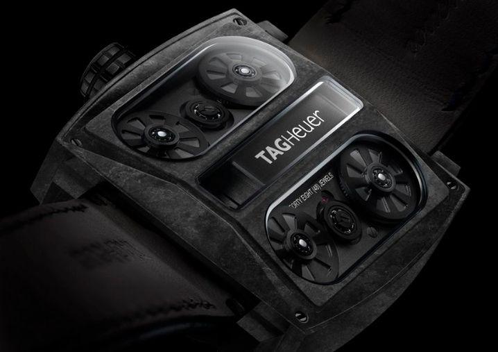 TAG Heuer Monaco V4 Phantom