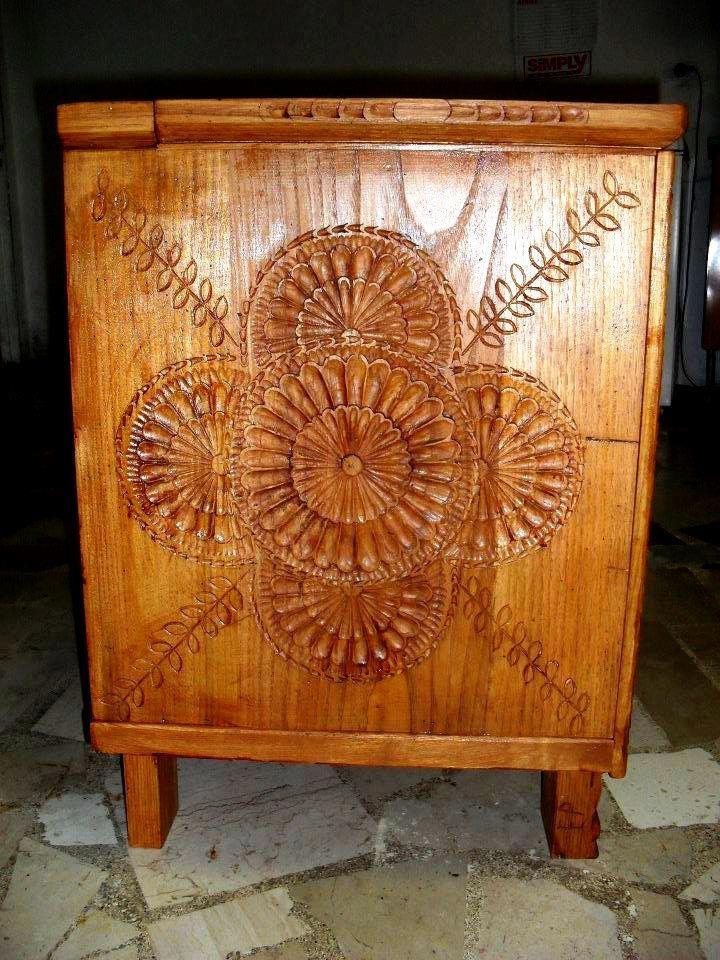 Wood Carving Sardinia
