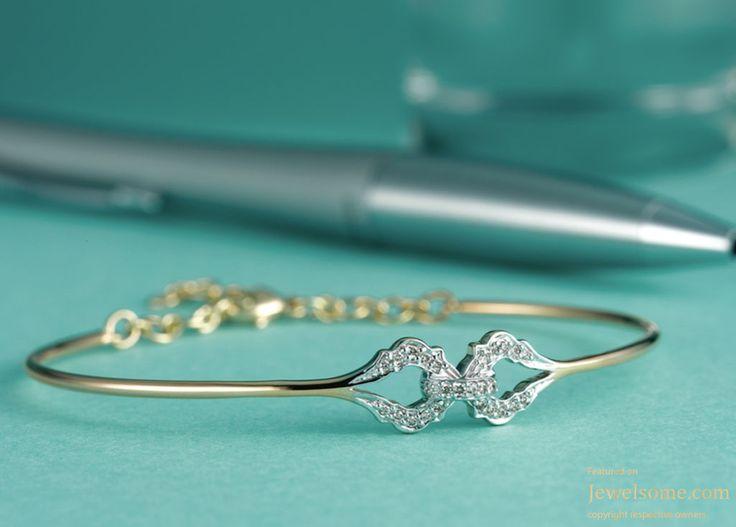 Office wear light weight jewelry by Tanishq Mia